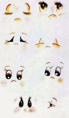 Silula Art: Tutorial dipingere gli occhi
