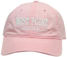 Ladies Pink Bar Hat. Peggy Knowles · West Point 776a869ba4