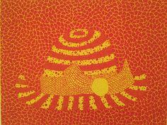 Hat | Yayoi Kusama, Hat (1984)