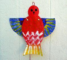 Easier Bird Puppet