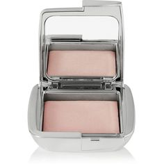 Hourglass Ambient® Strobe Lighting Powder - Iridescent Strobe Light (€44) ❤ liked on Polyvore featuring beauty products, makeup, face makeup, face powder, pink and hourglass cosmetics