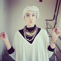 Love #hijab #fashion #turban