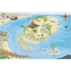 Manta de juegos Pirata - Le Toy Van