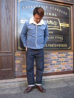 ランチジャケット入荷です♪ Lot: PRJ1 スマクロ町田店のスタッフブログ