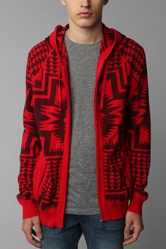 peace pipe sweater