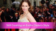 Over at Us Weekly we are still crushing on Emilia Clarke. She's not just slaying it on Game of Thrones but she's bringing killer Khalisi style to the red carpet during the…  #entertainment #celebgossip #celebnews #hollywood #movies #music #actors #singers #art #interestingnews #entertainmentnews #popculture