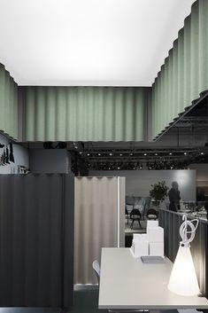 25 design schallabsorber und dekorative trennwände   work
