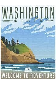 Carole's Chatter: State of the Month: Washington Jade Lake, Diablo Lake, Town Names, Evergreen State, Famous Places, Washington State, Places To Visit, Adventure, Water
