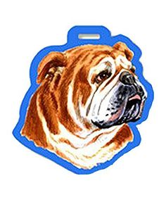 Westport Luggage Tag English Bulldog ** Be sure to check out this awesome product.(It is Amazon affiliate link) #bored