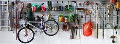 Come organizzare lo spazio in garage