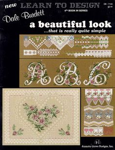 A FREE BOOK, PATTERNS AND INSTRUCTIONS! .. Revista New Dale Burdett Ponto Cruz - Lucilene Donini - Picasa Web Albums!