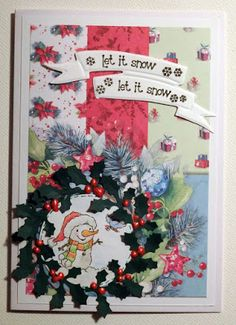 Kika's Designs : Candy Cane for Snowman