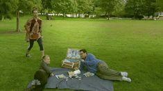 - Fazer um piquenique no parque