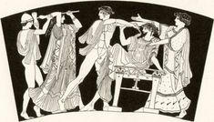"""<< Upon Agamemnon's return from Troy, he was murdered (according to the oldest surviving account, Odyssey 11.409–11) by Aegisthus, the lover of his wife, Clytemnestra. In old versions of the story, """"[t]he scene of the murder, when it is specified, is usually the house of Aegisthus, who has not taken up residence in Agamemnon's palace, and it involves an ambush and the deaths of Agamemnon's followers too"""". >> http://en.wikipedia.org/wiki/Agamemnon"""