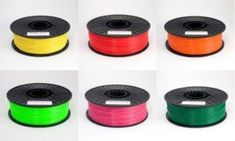 "ABS Filament Spools II What Material Should I Use For 3D Printing? II This article will give you a quick overview of the current consumables used in 3D printing and will explain the main differences in terms easily understood by beginners. As explained in our previous article ""What is 3D printing?"", there are mainly two sorts of 3D printers, the industrial-type printers and the consumer.  - See more at: http://3dprintingforbeginners.com/category/materials/#sthash.8PWQqycc.dpuf"