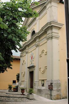 Borgnano - Chiesa di Santa Fosca