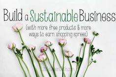 Build a Sustainable