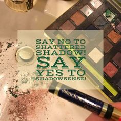 Stop buying and breaking eyeshadows! Move to a cream to powder formula that is water resistant and good for your skin! $25 at www.theliplair.com #shadowsense #Lipsense #senegence #makeuplover #bold #Waterproof
