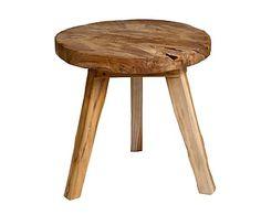 Mesa de centro en madera de teca Eisen - natural