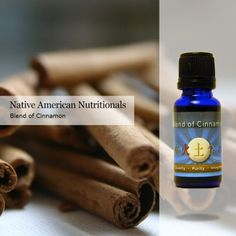 Blend of Cinnamon _ Essential Oils