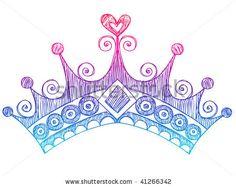 queen crown stencil - Bing Images