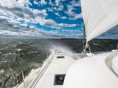 Boat of the Year 2020 | Cruising World Stuck In The Mud, Sailing Catamaran, Chesapeake Bay, Sailboats, Airplane View, World, Sailing Yachts, Sailboat, The World
