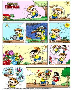 por Mauricio de Sousa http://www.monica.com.br/