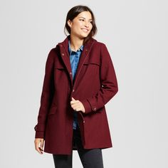 Red duffle coat | Products I Love | Pinterest | Duffle coat and Coats