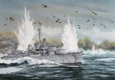USS Johnston - Google Search