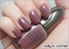Vally's corner - Blog | Life, beauty, books and something more.: Nails - Lasting Color Gel PUPA #025 Velvety Breeze
