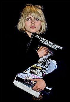 Debbie Harry of Blondie, 1980