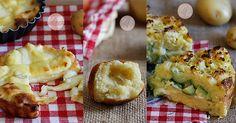 1 impasto con le patate per 3 ricette