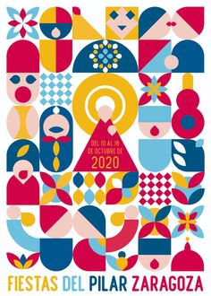 180 Ideas De Fiestas Del Pilar Del Pilar Zaragoza Pilares