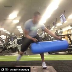 @ptyasinmerzoug the @procedos platform @ultimateinstability @aquabag jumps Wednesday @nordicwellnesslindhagen is a fantastic combination! #betteryousverige #solestory #procedos 3dbasked #jumps #plyo #pt #ptyasinmerzoug #rboulevard #ultimateinstability #aquabag #jordanbrand #moveq #worldwidebrandambassador