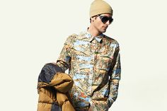 Stussy 2012 Fall/Winter Lookbook