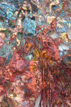 Sue Hotchkis Fibre Artist Contemporary Abstract Art