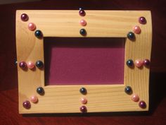 SPIDER PEARL frame - pinned by pin4etsy.com