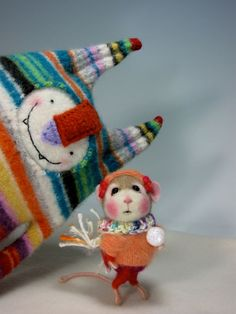 Needle Felted Creations By Barby Anderson