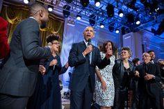 Smithsonian Salutes Ray Charles: In Performance At The White House