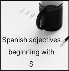 Looking for a list of Spanish adjectives that start with z? Here is a comprehensive list with a translation into English. Spanish Verb Endings, Spanish Verb Conjugation, Spanish Phrases, Spanish Grammar, Spanish Words, Spanish Language Learning, A Level Spanish, Spanish English, Learn Spanish