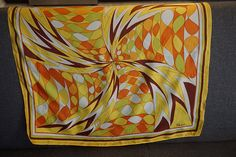 Check out this item in my Etsy shop https://www.etsy.com/listing/530226534/vintage-paoli-scarf-pucci-style-mod-silk