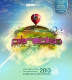 Paradiso Festival 2013