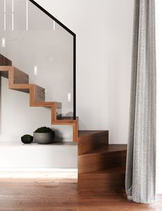 VK is the largest European social network with more than 100 million active users. Modern Home Interior Design, Present Day, Modern Minimalist, Geometry, Stairs, Contemporary, Architecture, Behance, Room