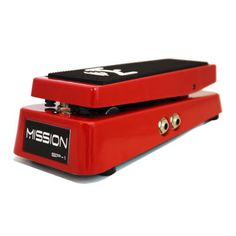 Expression Pedal with Toe Switch / Red LED - Long & McQuade FX Pedal