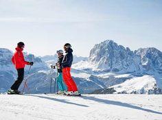 Ski paradise Val Gardena - valgardena.it