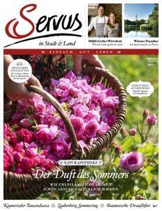 SERVUS in Stadt & Land | Kiosk | Austria-Kiosk Kiosk, Magazines, Plants, Food, Journals, Essen, Meals, Plant, Yemek
