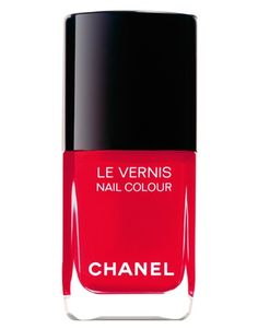 Midnight Red Nail Polish by Chanel