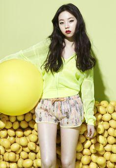 [CF] Wonder Girls Sohee – 8ight Seconds