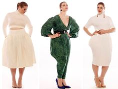 GarnerStyle | The Curvy Girl Guide: JIBRI Fall Collection