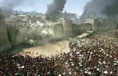 First Crusade - siege of Jerusalem; Pierwsza krucjata…I wyprawa krzyżowa. | Deus Vult